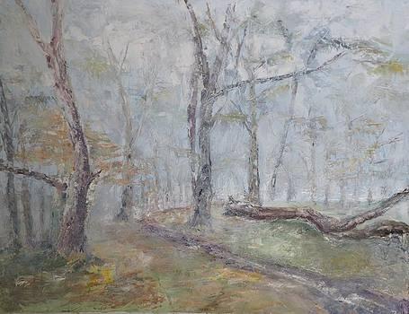 Epping Mist by David  Hawkins