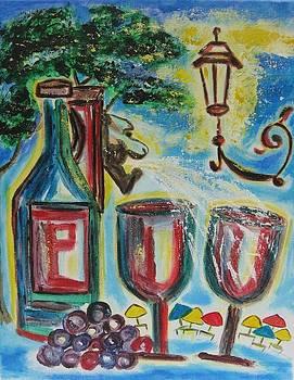 European Wine by Diane Pape