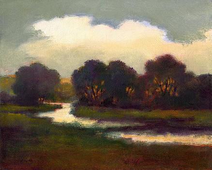 Evening Glow by J Reifsnyder