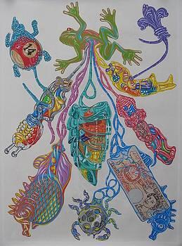 Evolutionary Speculation by Felipe Cortes Clopatofsky