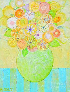 Flowers in Heaven by Christine Belt