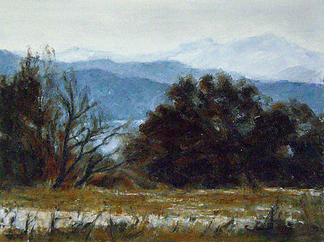 Foothills - Colorado by Chisho Maas