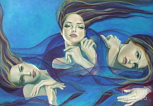 Fragments of longing  by Dorina  Costras