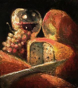 French Still Life by Daniel Bonnell