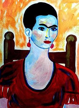 Nikki Dalton - Frida Kahlo