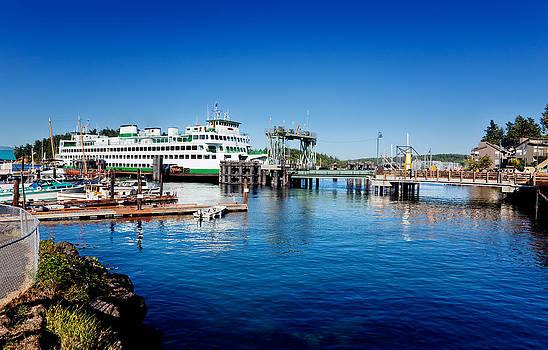Jo Ann Snover - Friday Harbor San Juan Island