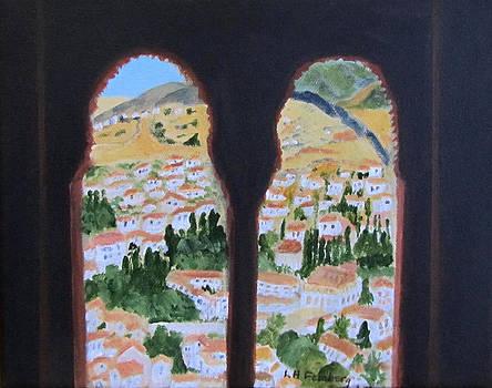 Granada in 1970 by Linda Feinberg