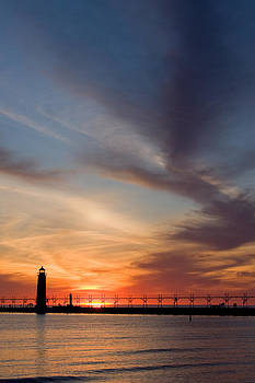 Adam Romanowicz - Grand Haven Lighthouse