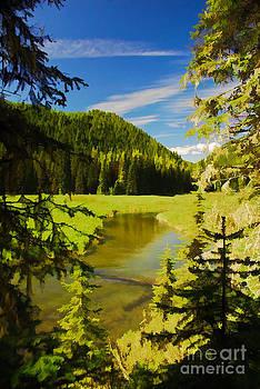 Granite Creek by Sam Rosen