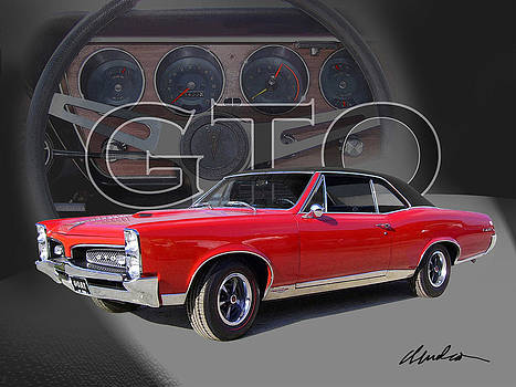 Gto by Barry Cleveland