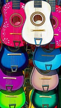 Guitars by Jim McCullaugh