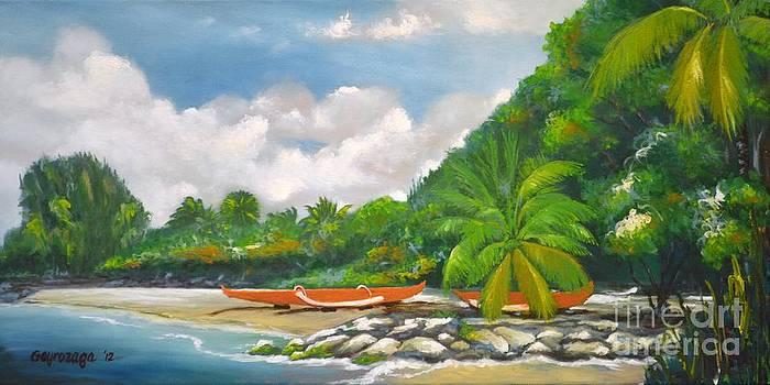 Haleiwa by Larry Geyrozaga