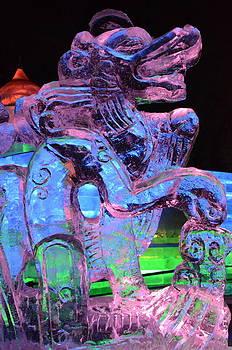 Harbin Ice Festival 2013 by Brett Geyer
