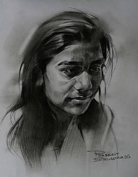 Head study by Prashant Srivastava