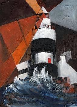 Val Byrne - Hook Lighthouse  Wexford