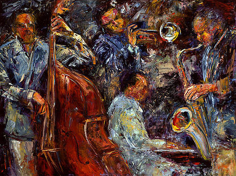 Hot Jazz 3 by Debra Hurd