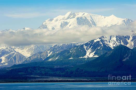 Sophie Vigneault - Hubbard Glacier Alaska