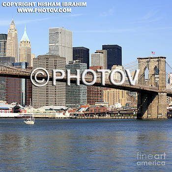 I Love New York - Limited Edition by Hisham Ibrahim