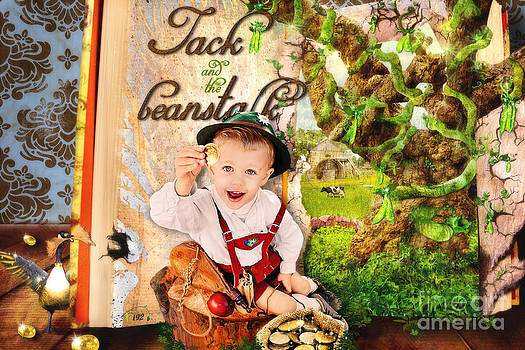 Jack and the Beanstalk by Fairy Tales Imagery Inc