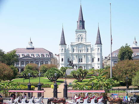 Jackson Square by Kevin Croitz