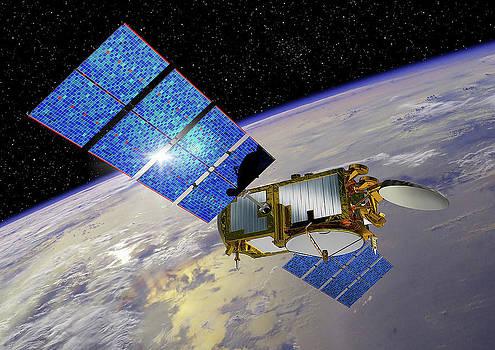 Jason-3 Satellite by Nasa/jpl-caltech