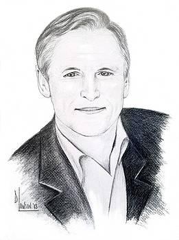 John Grisham by Dave Lawson