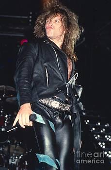 Jon Bon Jovi by David Plastik