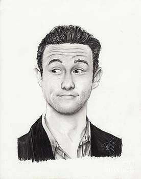 Joseph Gordon Levitt by Rosalinda Markle
