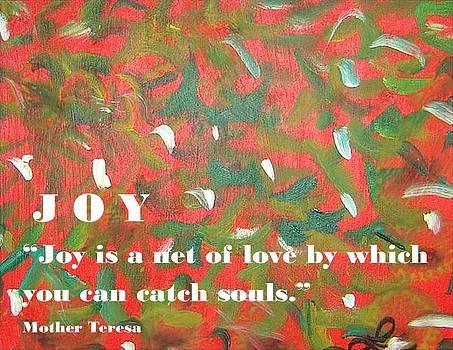 Joy by Luz Elena Aponte