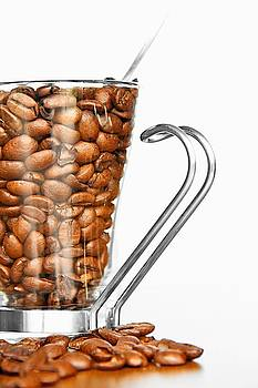 Just Another Cup Of Coffee by Javier Luces