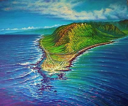 Kaena Point - Oahu by Joseph   Ruff