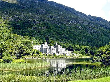 Charlie and Norma Brock - Kylemore Abbey
