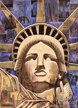 Lady Liberty by Joseph Sonday