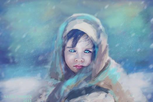 Little Girl by Andra Watson
