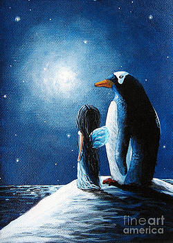 Shawna Erback - Little Penguin Fairy by Shawna Erback