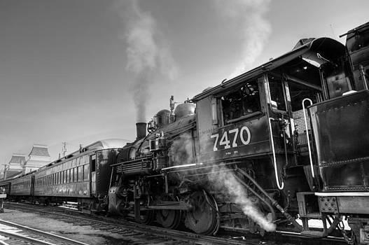 John Clark - Locomotive 7470