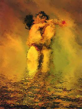 Lovers by Kurt Van Wagner
