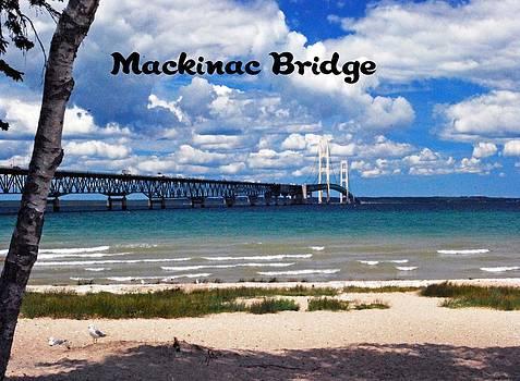 Gary Wonning - Mackinac Bridge