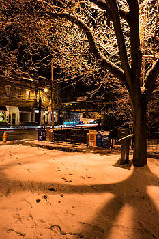 Dana Sohr - Main Street at Old B and O Station