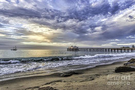 Malibu Winter by Bill Baer