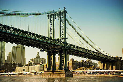 Manhattan Bridge by Newyorkcitypics Bring your memories home