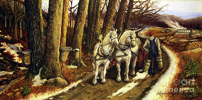 Maple Way by Linda Simon