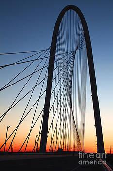Elena Nosyreva - Margaret Hunt Hill bridge