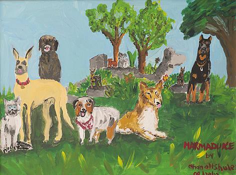 Marmaduke Dogs by Ethan Altshuler