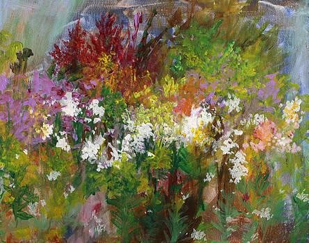 Meadow Impression by Julianne Hunter