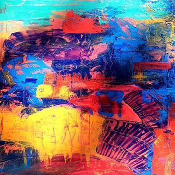 Mesa Magic by Carolyn Repka