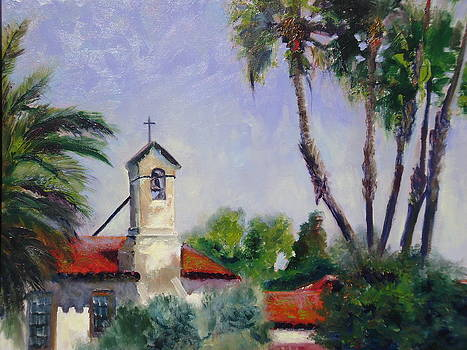 Luz Perez - Mission San Juan Capistrano