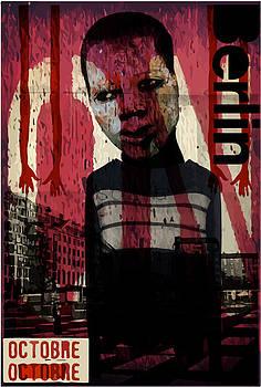 Modern poster art design by Tolga Ozcelik