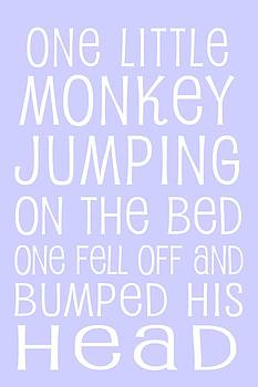 Jaime Friedman - Monkey Jumping On The Bed
