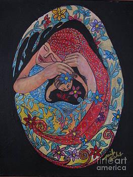 Mothers Love by Marilyn  Sahs